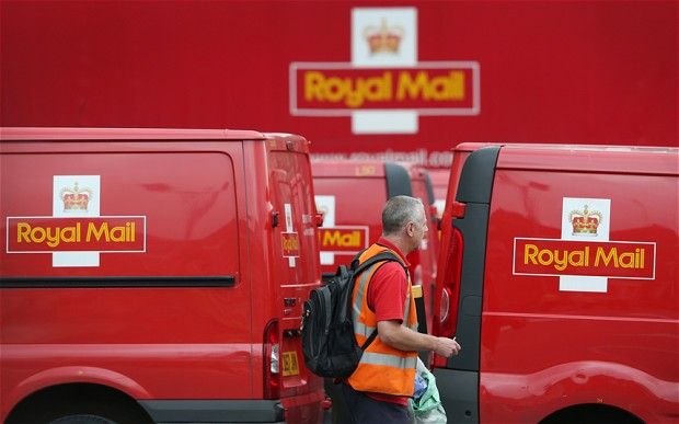 Royal Mail – Are their days numbered?
