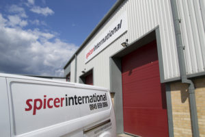 Spicer International Courier services