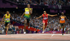 Another success for Bolt