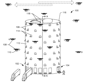 Tower of power - Amazon's proposed Drone Delivery Hive