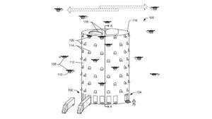 Amazon Drone Delivery Hive