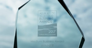 Best Medium Business Award