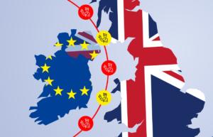 Map of UK and Ireland